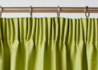 Pencil Pleat Curtains in London